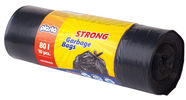 Plasta Garbage Bags Strong 80l 10pcs Black