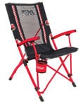 Coleman Bungee Festival Folding Chair Black/Red