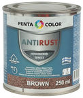 Pentacolor Antirust Anticorrosive Enamel Paint Brown 0.25l