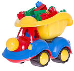 SN Toy Car With Blocks 138