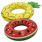 Bestway Inflatable Pool Ring Summer Fruit 116x88cm