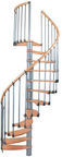Minka Wave Plus Spiral Staircases Beech
