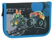 Tiger Pencil Case 19.5x13.5x3cm Jeep TGNQ18-B08