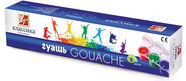 Luch Gouache Paints Classic 6-Pack 21C-1375-08