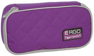 Tiger Pencil Case TGRW-002F1 Purple