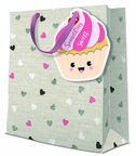 Paw Decor Collection Gift Bag Something Sweet 26.5x13x33.5cm