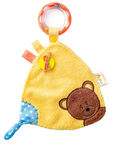 Niny Soft Baby Cloth With Rattle Bear 700011