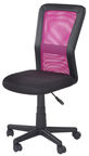 Halmar Chair Cosmo Black/Pink