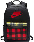 Nike Backpack Hernitage BKPK 2.0 AOP  BA5880 010 Black