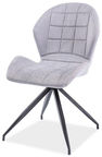 Signal Meble Hals II Chair Grey