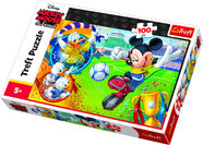 Trefl Mickey Mouse On The Field Puzzle 100pcs 16353