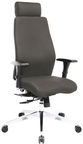 Home4you Office Chair Smart Extra Grey