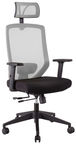 Home4you Office Chair Joy Black/Grey