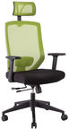 Home4you Office Chair Joy Black/Green