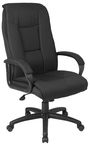 Home4you Office Chair Mason Black