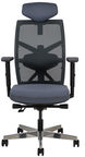 Home4you Office Chair Tune Grey