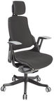 Home4you Office Chair Wau Black