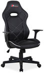 Signal Meble Office Chair Boxter Black/White