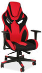 Signal Meble Office Chair Cobra II Black/Red