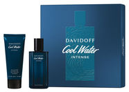 Davidoff Cool Water Intense 75ml EDT + 75ml Shower Gel
