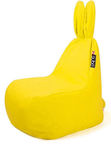 Qubo Bean Bag Mommy Rabbit Citron Pop
