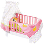 Zapf Creation Baby Born Magic Heaven Bed 827420