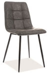 Signal Meble Look Chair Gray