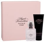 Agent Provocateur Fatale Pink 50ml EDP + 100ml Ultra Rich Body Cream