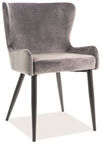 Signal Meble Chair Passo II Grey/Black