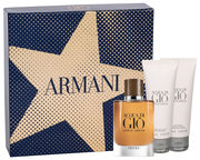 Giorgio Armani Acqua Di Gio Absolu 40ml EDP + 75ml After Shave Balm + 75ml Body Shampoo