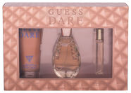Guess Dare 100ml EDT + 200ml Body Lotion + 15ml EDT