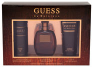 Guess Guess by Marciano 100ml EDT + 226ml Body Spray + 200ml Shower Gel