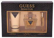 Guess Seductive 75ml EDT + 200ml Body Lotion + 15ml EDT