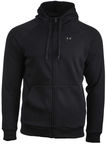Under Armour Rival Fleece Full-Zip Hoodie 1320737-001 Black M