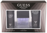 Guess Seductive Man 100ml EDT + 200ml Shower Gel + 226ml Deodorozing Body Spray