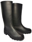 SN Men Rubber Boots 900P Long 42 Black