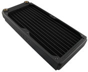 XSPC Low Profile Radiator EX240 Black