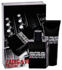 Zadig & Voltaire This Is Him! 50ml EDT + 75ml Shower Gel