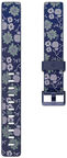Fitbit Print Accessory Band For Fitbit Inspire S Bloom