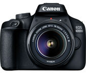 Canon EOS 4000D 18-55 III Demo Black