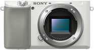 Sony Alpha A6100 Body White
