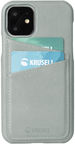 Krusell Sunne Card Cover For Apple iPhone 11 Grey