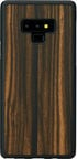 Man&Wood Ebony Back Case For Samsung Galaxy Note 9 Black