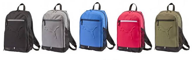 707de1157f0 Puma Buzz Backpack Black :: Seljakotid, spordikotid :: Kotid ...