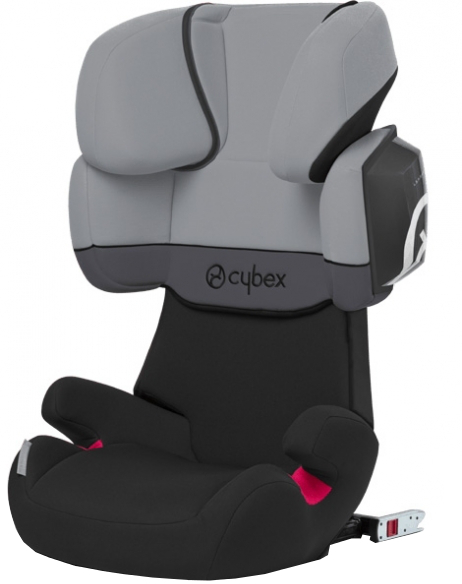 cac1bde8580 Thanks to its many innovative safety features the child seat Solution X2-fix  received top results at the European child safety test in Group 2/3  (6/2011).