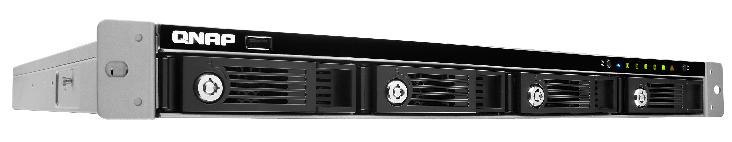 QNAP TS-453U 4-Bay NAS :: Tīkla disku masīvi (NAS) :: Atmiņa, HDD un