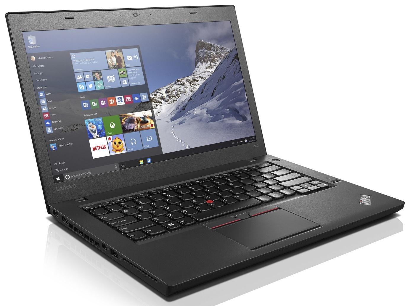 Lenovo ThinkPad T460 20FN0048MS :: Sülearvutid