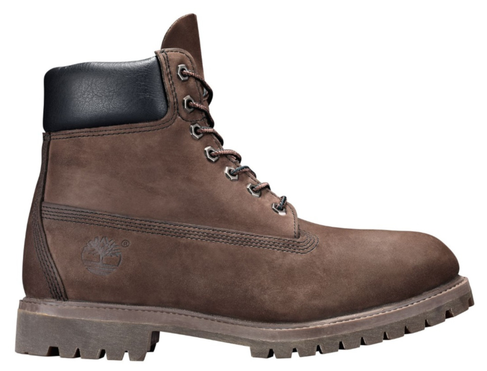 Timberland 6 Inch Premium Boots A1QZJ Brown 42 :: Сапоги и