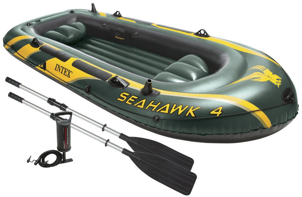 лодка intex seahawk 400 68351