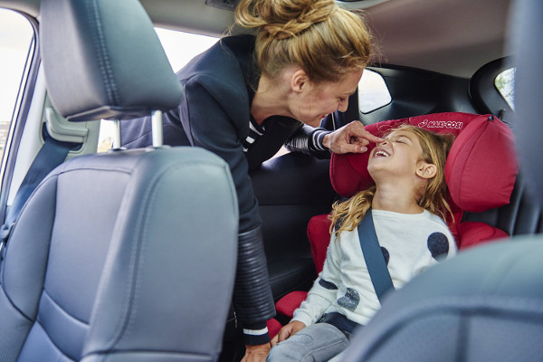 Maxi Cosi Rodi Air Protect Sparkling Grey Autokduts